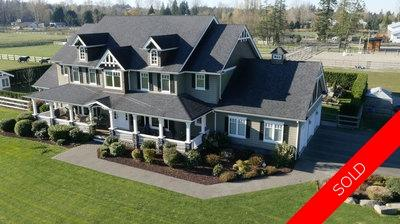 Campbell Valley Park Acreage for sale:  6 bedroom 5,189 sq.ft. (Listed 2014-12-01)